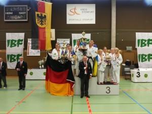 Женская сборная - 1 место