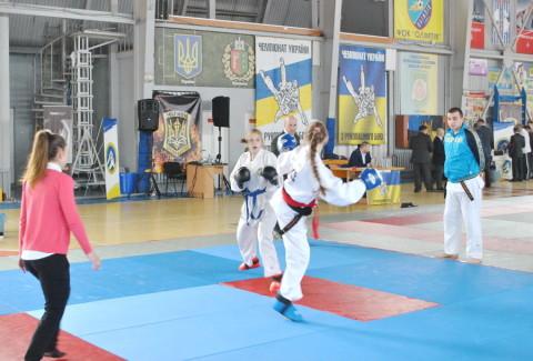 Выступления спортсменов Днепропетровской федерации рукопашного боя на Чемпионате Украины по рукопашному бою 2016 - поединки