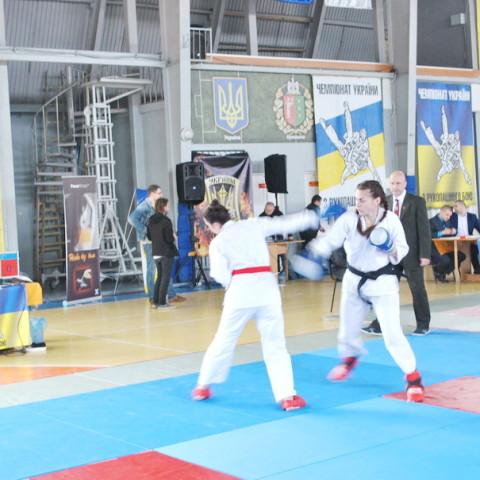 Чемпионат Украины по рукопашному бою 2016