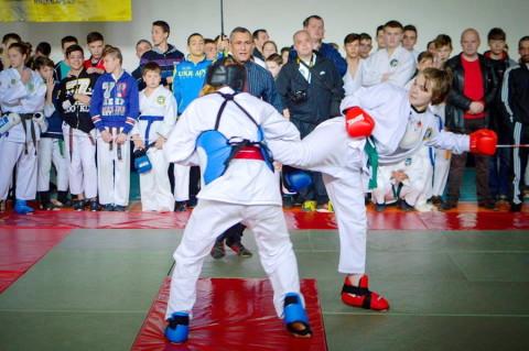 Чемпионат Украины по рукопашному бою среди юниоров и юношей - 2016г.