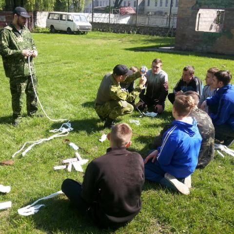Днепропетровская федерация рукопашного боя