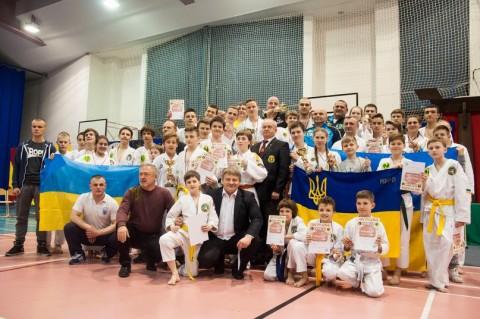 Сборная команда Украины на Кубке Европы