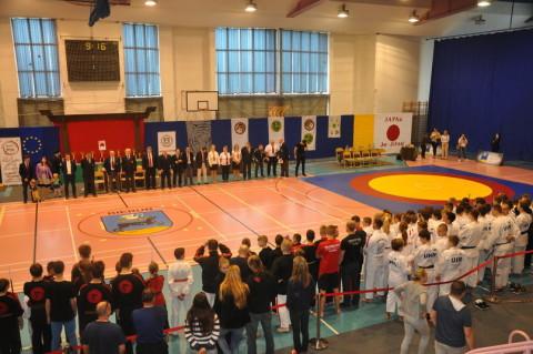 Кубок Европы по рукопашному бою - апрель 2016.