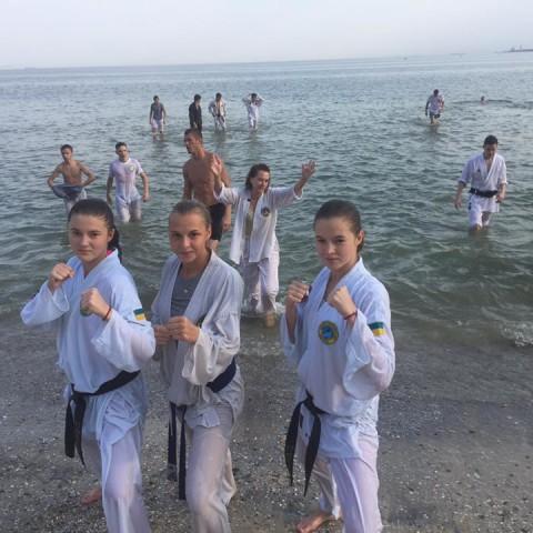 Днепропетровская областная федерация рукопашного боя.Учебно-тренировочные сборы по рукопашному бою.