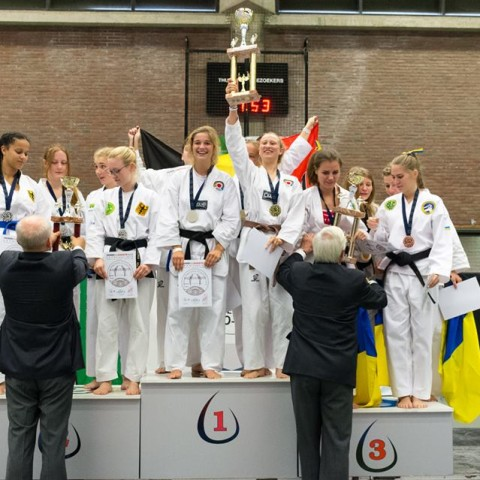 Чемпионат Европы по рукопашному бою 2016.