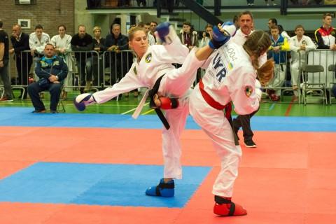 Чемпионат Европы по рукопашному бою 2016 года, Бельгия.