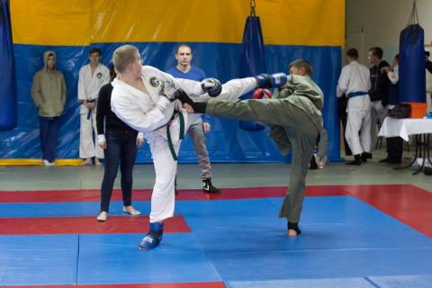Днепрпетрвская областная федерация рукопашного боя - Кубок области