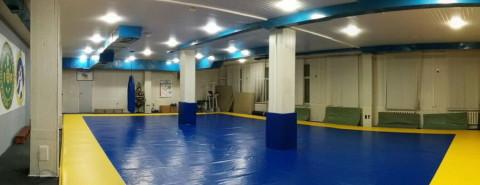 Днепропетровская областная Федерация рукопашного боя.Специализированный зал для занятий единоборствами