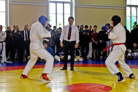 Чемпионат Украины по рукопашному бою среди взрослых 2017
