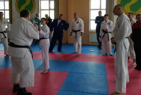 Национальный аттестационный судейский семинар по рукопашному бою