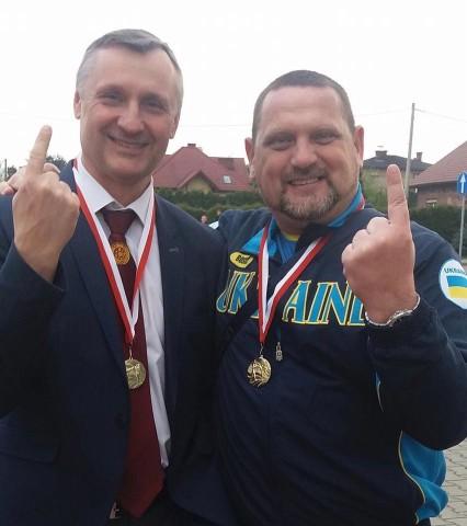 Кубок Европы по рукопашному бою - апрель 2017.