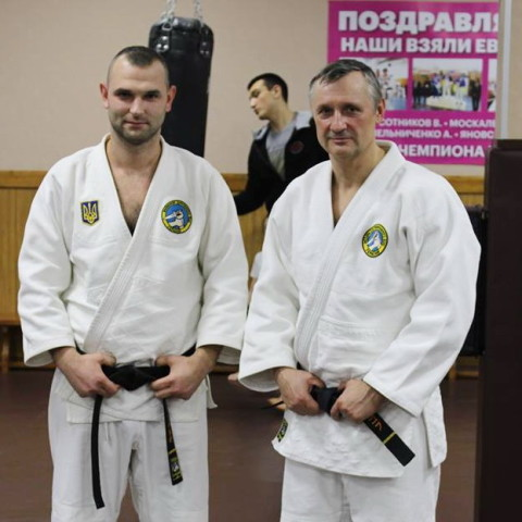 Днепропетровская областная федерация рукопашного боя