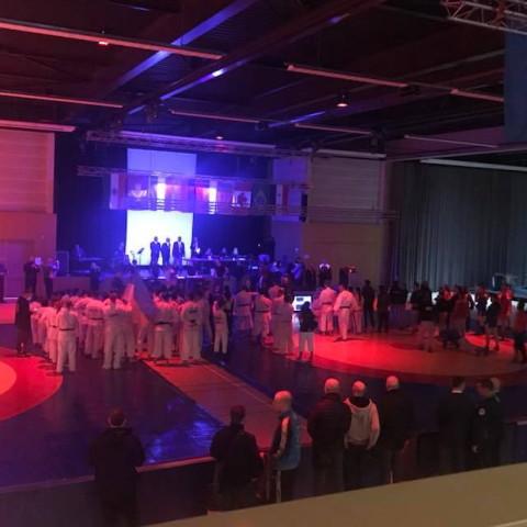 Международной турнир IBF по рукопашному бою - март 2018