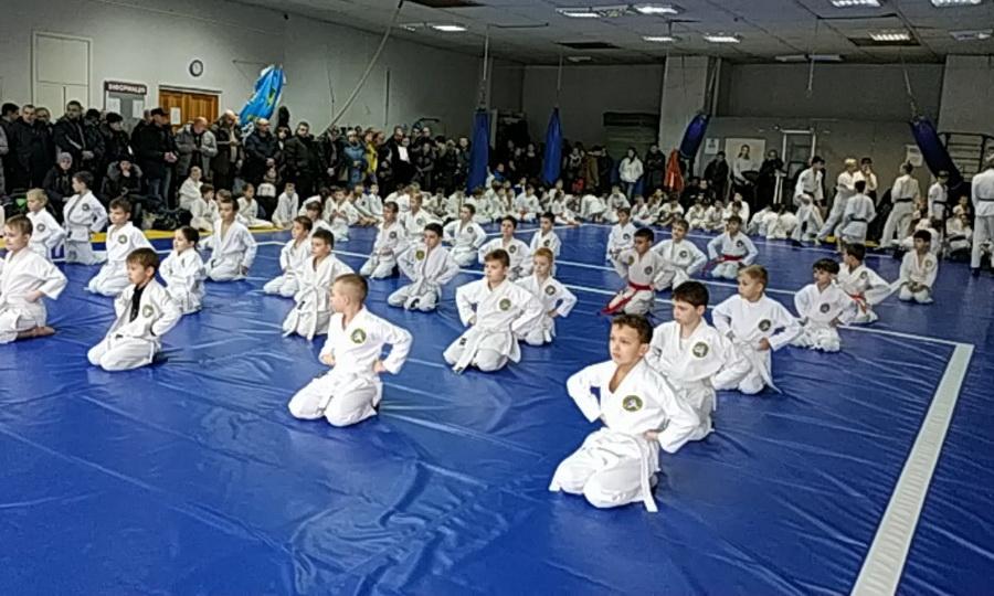 Днепропетрвская областная федерация рукопашного боя