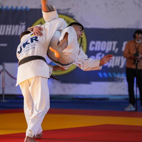 Чемпионат Украины по рукопашному бою - март 2021г.